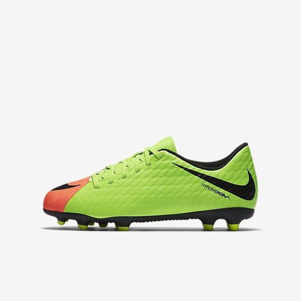 best service 901df 46788 Nike kopačka jr hypervenom phade iii fg 852580-308