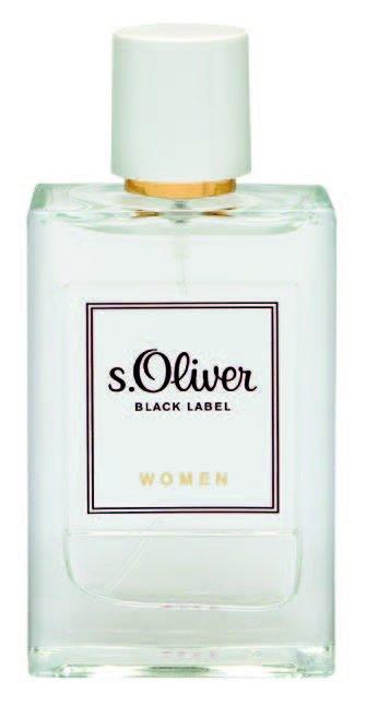 toller Rabatt für Online-Einzelhändler neues Konzept Parfem Black Label women s.Oliver 30 ml