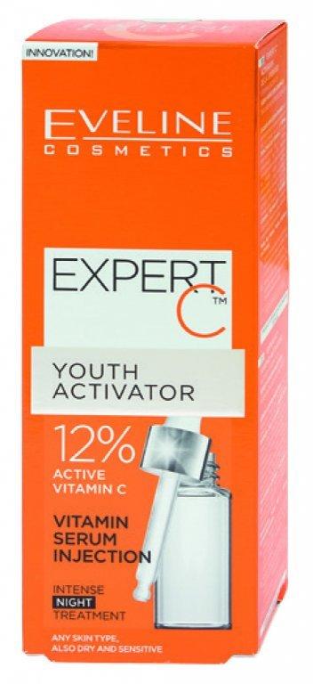 Vitaminski Serum Za Lice Expert C Eveline 18 Ml Dm Akcija