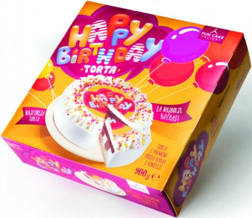 Kaufland zamrznute torte