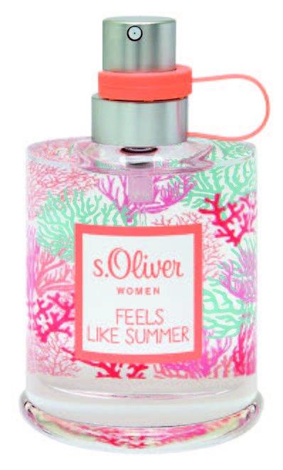 wo kann ich kaufen neues beste Turnschuhe Toaletna voda Feels Like Summer Woman s.Oliver 30 ml