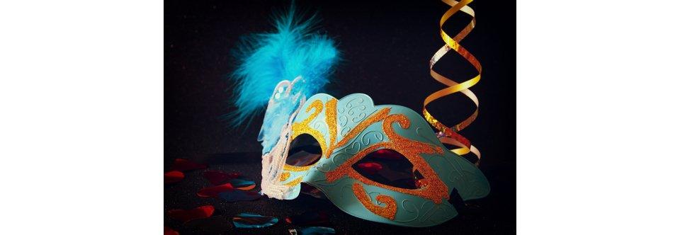 Maske, kostimi i šminka za fašnik