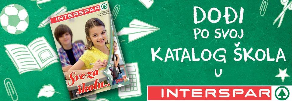 Interspar Katalog Škola